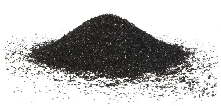 Activated carbon for all purification processes from Alumichem