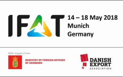 IFAT 2018 TRADE FAIR AT MUNICH